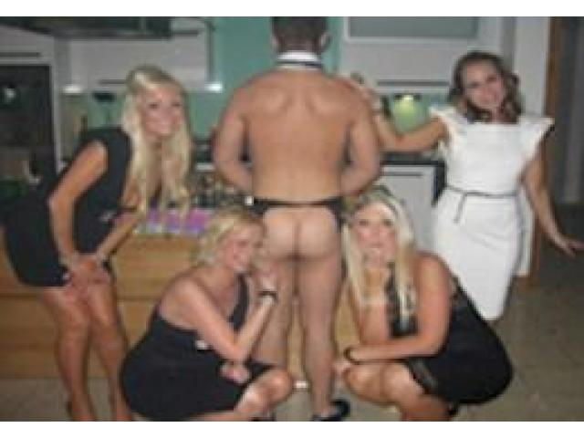 clothed females naked male CFNM